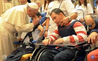Papa denuncia «grande mentira» por detrás da expressão «qualidade de vida»