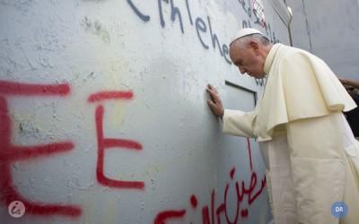 Papa diz que chegou o momento da «coragem da paz» entre Israel e Palestina