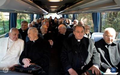 Papa estará em retiro entre 22 e 27 de fevereiro