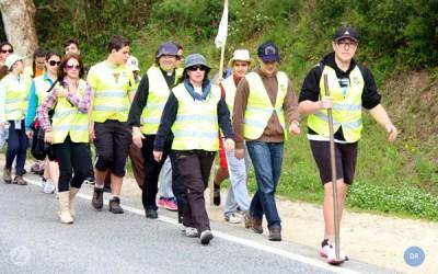 35 mil fazem caminho a pé para peregrinação de maio a Fátima
