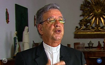 Cónego António Rego celebra bodas de ouro sacerdotais
