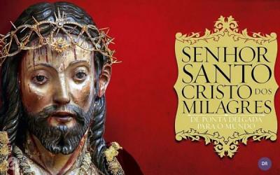 Festas do Senhor Santo Cristo transmitidas em direto na Rádio, na Televisão e na Internet