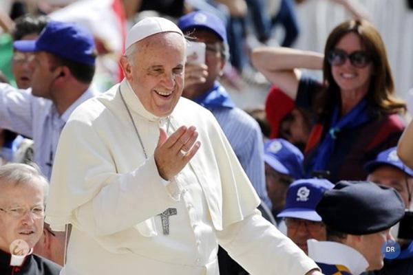 «Que nenhum pecador seja excluído», pede o Papa