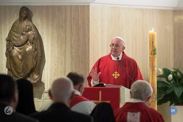 """Vaticano: """"Não é uma atitude empresarial que Jesus nos manda ter"""" – Papa Francisco"""