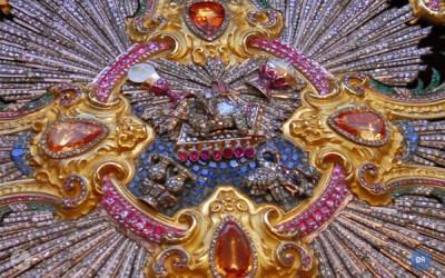 Resplendor do Senhor Santo Cristo integra exposição de prestígio no Museu Nacional de Arte Antiga