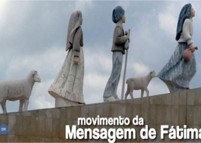 Água de Pau recebe retiro do movimento da Mensagem de Fátima