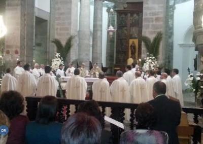Clero açoriano renova promessas sacerdotais entre 6 e 8 de abril