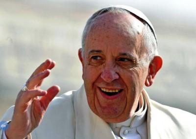 Papa Francisco completa 81 anos