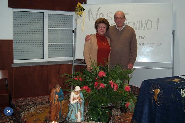 Testemunho do Casal António e Manuela Gouveia