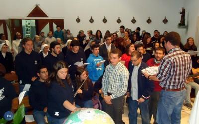 """""""Estava feliz mas não me sentia realizado"""", diz seminarista Jorge Sousa"""
