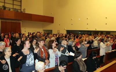 """""""Conduzidos pelo Espírito"""" é o tema da III Assembleia Diocesana do Renovamento Carismático Católico"""