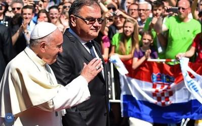 Papa pede que «novas pontes» se construam na Bósnia-Herzegovina