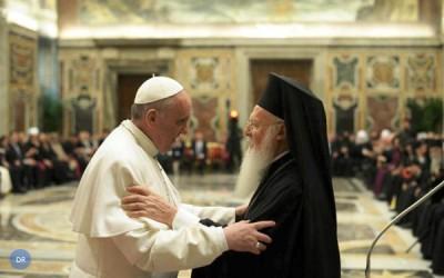 Papa recebeu delegação ecuménica do Patriarcado de Constantinopla