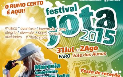 Festival Jota começa hoje no Algarve