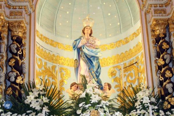 Festas da Relva honram Nossa Senhora das Neves