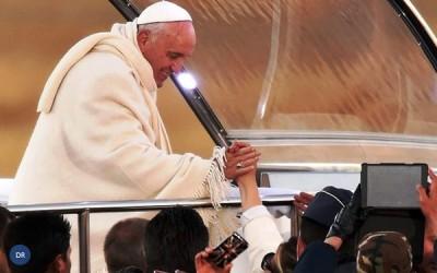 Francisco alerta para consequências do egoísmo e do desespero