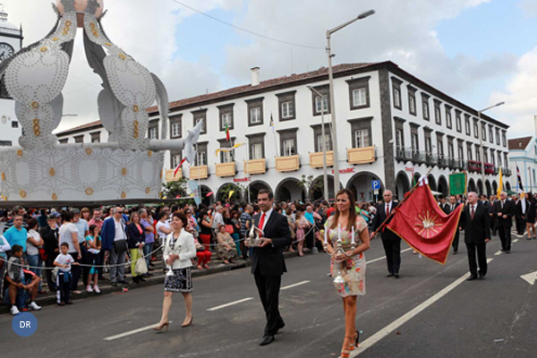16ª Edição das Grandes Festas do Divino Espírito Santo de Ponta Delgada arrancam esta quinta-feira