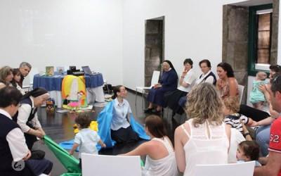 Jovens Cluny de São Miguel preparam-se para missão além fronteiras