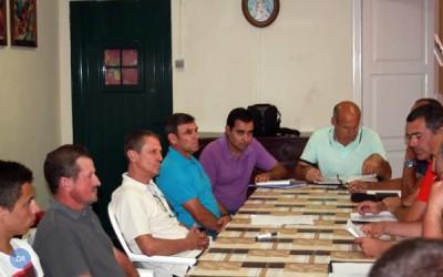 Romeiros de São Miguel acertam programa de ação para novo ano pastoral