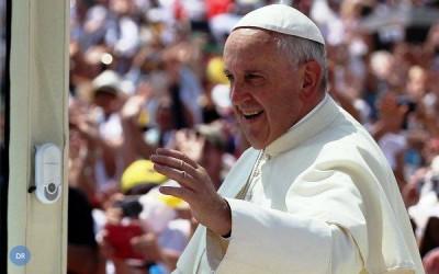 Francisco recorda «grito» da independência e «revolução» da fé