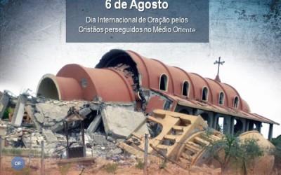 Fundação Pontifícia convida a rezar pelos cristãos perseguidos em nome da liberdade religiosa