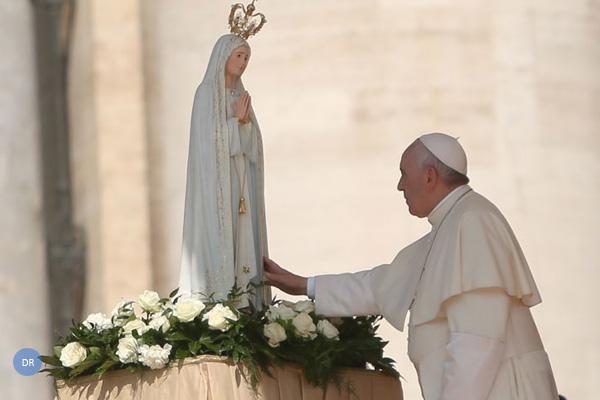 """Movimento da Mensagem de Fátima organiza """"Momento Mariano"""" por ocasião da visita do Papa a Fátima"""