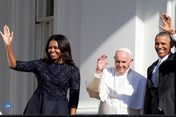 Papa inicia viagem com mensagens sobre ecologia, imigração e liberdade religiosa