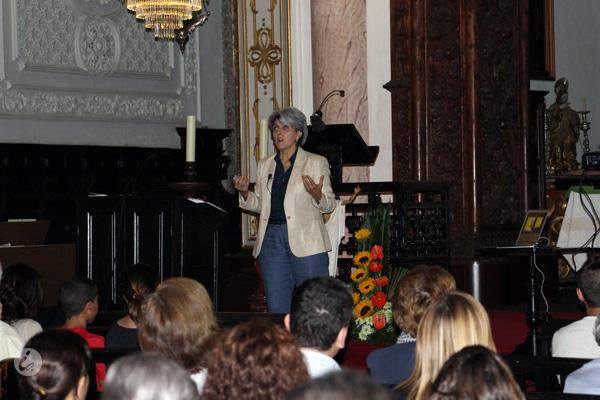 Piedade Lalanda desafia paróquias a mobilizarem-se na ajuda aos mais frágeis