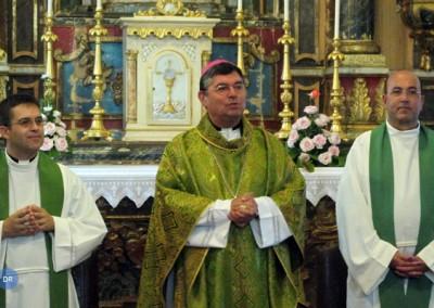 Celebração dos 481 anos da Diocese de Angra