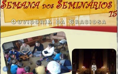 """Semana dos Seminários permitiu """"dias de graça e de oportunidade evangelizadora"""", diz Reitor"""