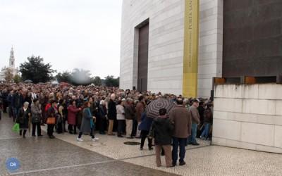 Santuário de Fátima abriu Porta Santa do Ano da Misericórdia