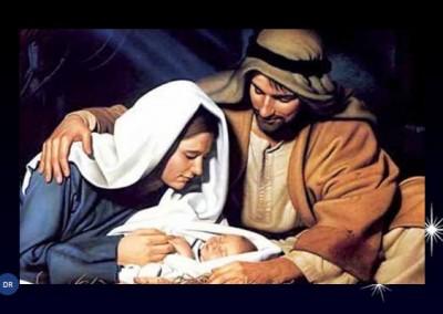 Carta ao Menino Jesus