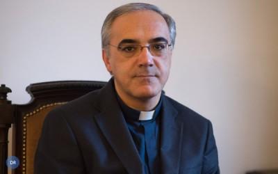 """Novo bispo auxiliar recebeu nomeação com humildade, disponibilidade e responsabilidade"""""""