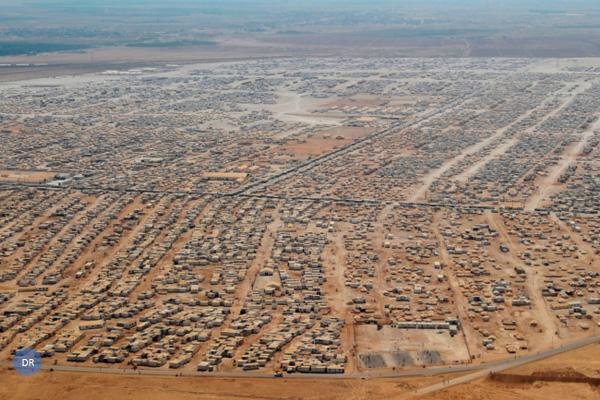 Bispos católicos vão visitar refugiados na Jordânia