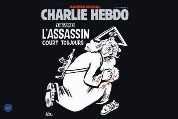 """Vaticano considera que capa do """"Charlie Hebdo"""" é desonesta"""