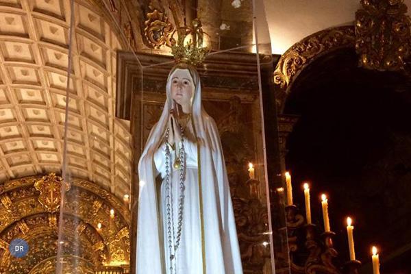 D. António de Sousa Braga preside a festa de Nossa Senhora de Fátima em Münster