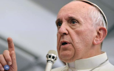 Papa Francisco presta homenagem aos mártires dos séculos XX e XXI