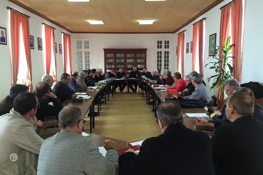 Diocese promove recolecção do Clero