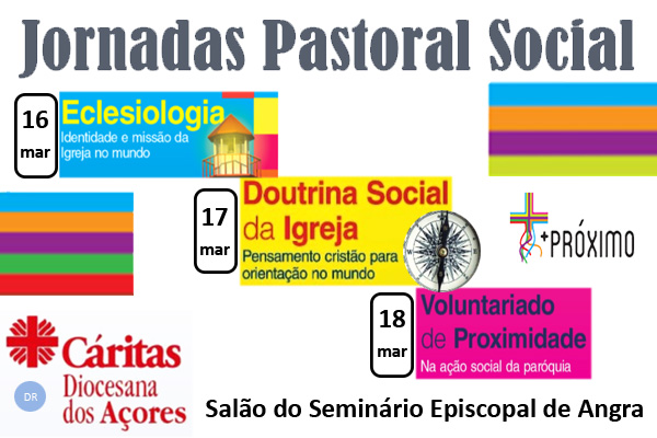 Programa pastoral para o próximo ano prevê criação de uma plataforma de comunicação IAP- Igreja Açores+Próxima