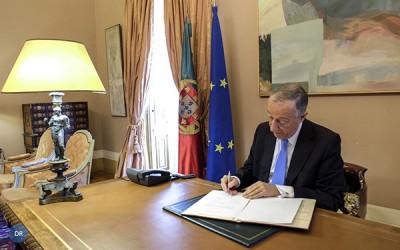 Presidente da República promulgou reposição dos feriados nacionais