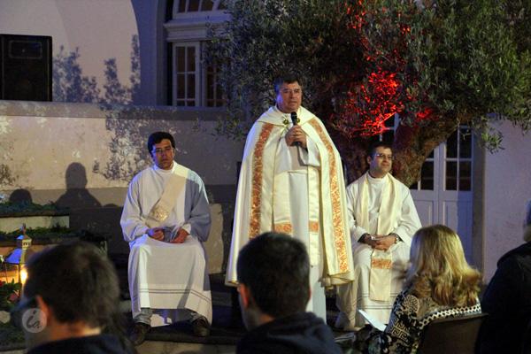 """Bispo de Angra estimula Seminário a prosseguir formação """"única, integral, comunitária e missionária"""""""