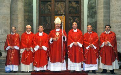 Bispo de Angra termina visita pastoral à ouvidoria da Terceira antes do inicio da Semana Santa
