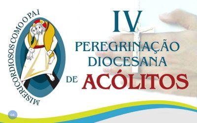 IV Peregrinação Diocesana reúne acólitos de sete das nove ilhas dos Açores