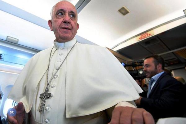 Papa rejeita cenário de «guerra de religiões»