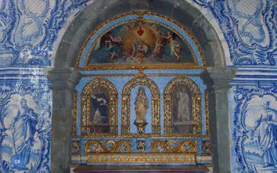 Capela de Sant´Ana na Matriz da Graciosa restaurada