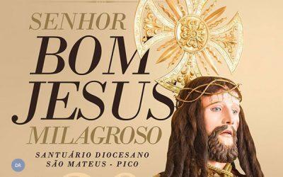 São Mateus do Pico recebe exposição de arte religiosa integrada nas Festas do Bom Jesus