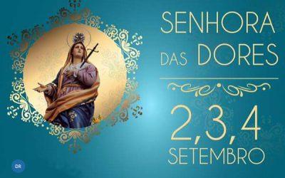 Festa de Nossa Senhora das Dores anima Criação Velha a partir deste domingo