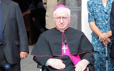 Funeral de D. Arquimínio Rodrigues da Costa foi presidido pelo Bispo de Angra