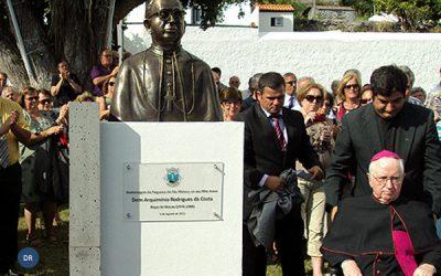 Faleceu na ilha do Pico D. Arquimínio Rodrigues da Costa