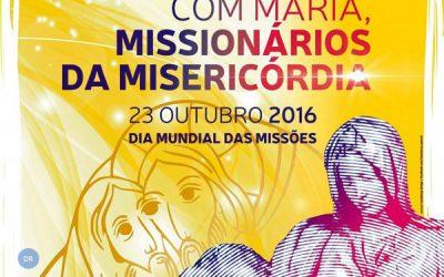 «Outubro missionário» desafia batizados ao anúncio «sem distinções socioculturais»